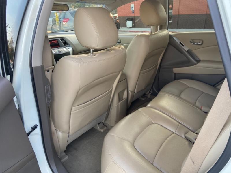 Nissan Murano 2010 price $6,450