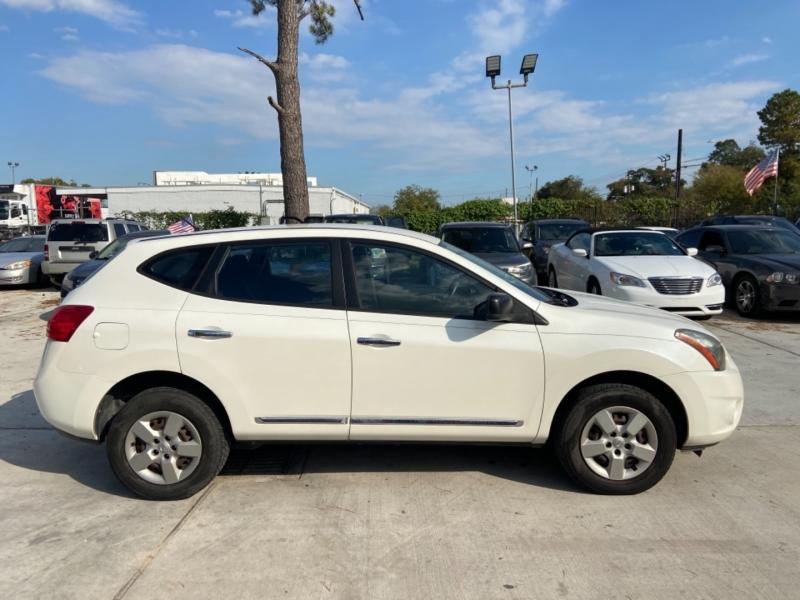 Nissan Rogue Select 2014 price $6,200