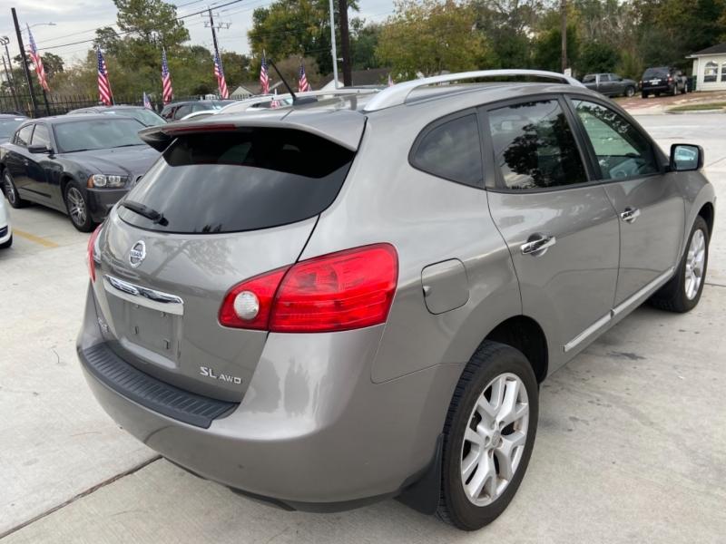 Nissan Rogue 2012 price $5,790
