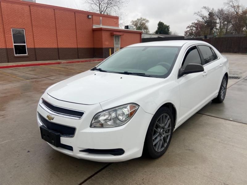 Chevrolet Malibu 2012 price $4,950