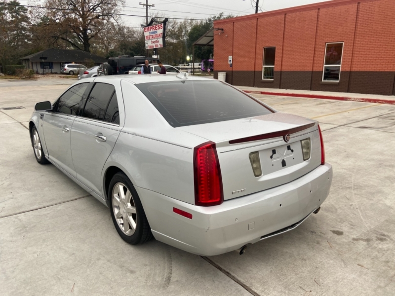 Cadillac STS 2011 price $5,650
