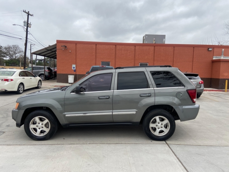 Jeep Grand Cherokee 2007 price $4,650