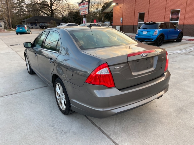 Ford Fusion 2012 price $5,200