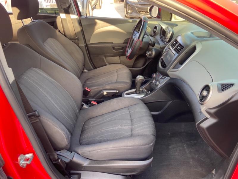 Chevrolet Sonic 2015 price $4,850