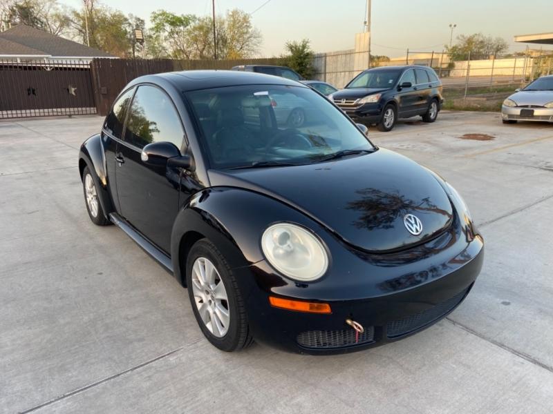 Volkswagen New Beetle Coupe 2008 price $4,390