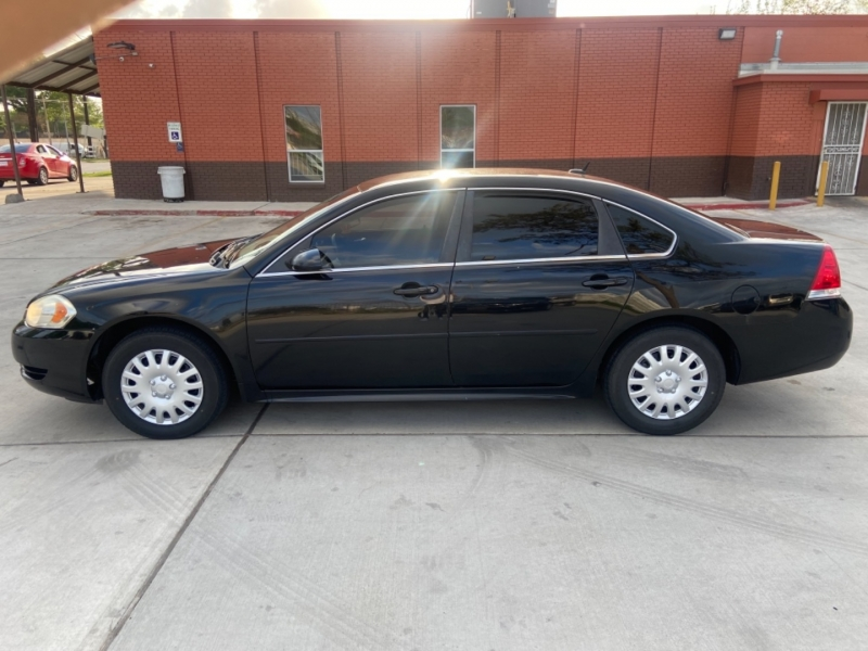 Chevrolet Impala Limited 2014 price $5,600