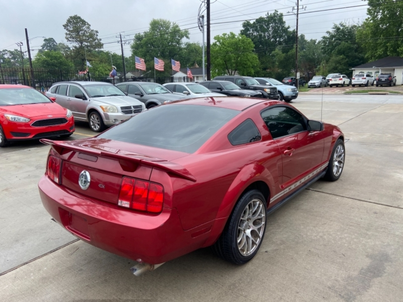 Ford Mustang 2007 price $5,800