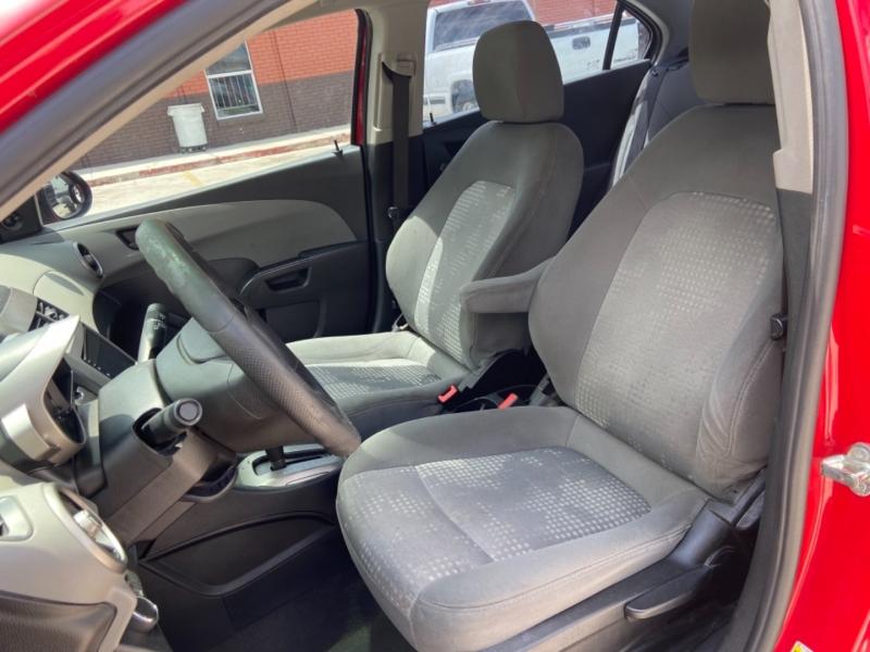 Chevrolet Sonic 2015 price $5,500
