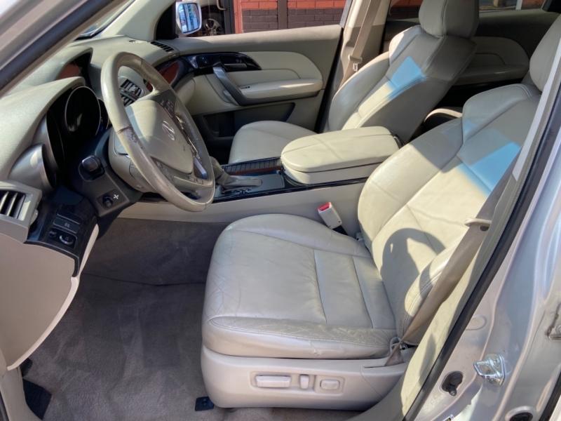 Acura MDX 2008 price $7,750