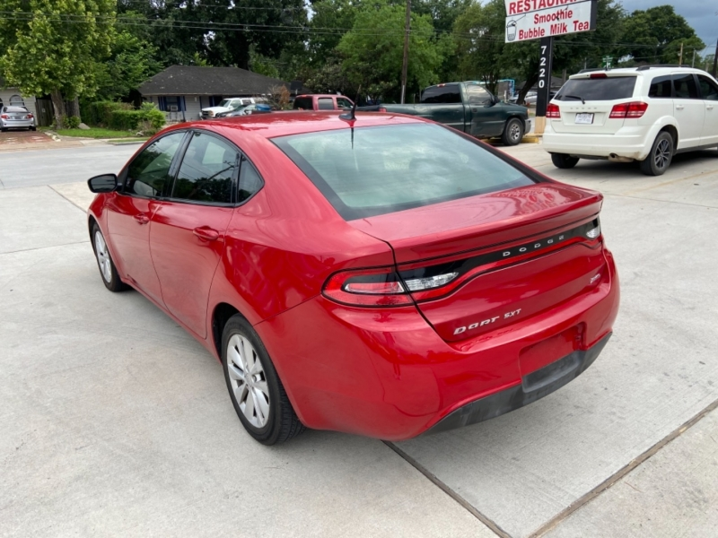 Dodge Dart 2014 price $6,700