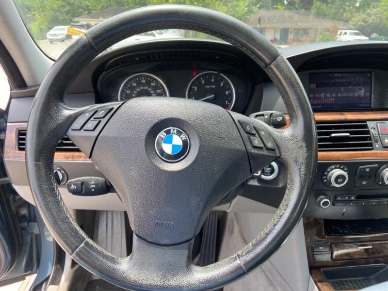 BMW 5-Series 2010 price $7,300