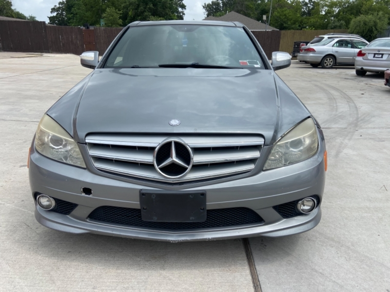 Mercedes-Benz C-Class 2008 price $5,990