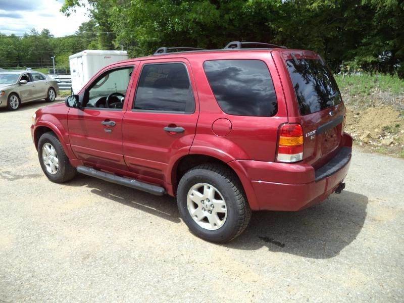 Ford ESCAPE 2007 price $7,500