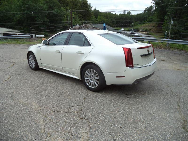 Cadillac CTS 2010 price $12,995