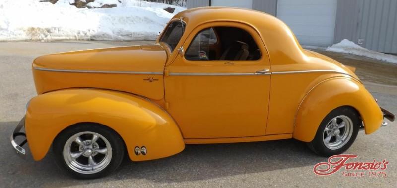Willys CUSTOM 1941 price $89,995