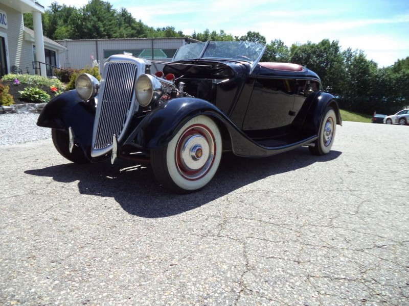 Ford ROADSTER 1934 price $34,500