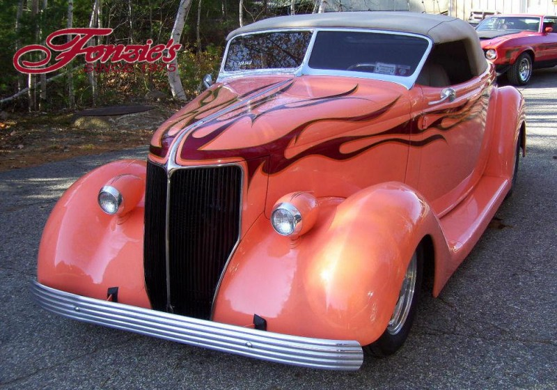 Ford ROADSTER 1936 price $44,900