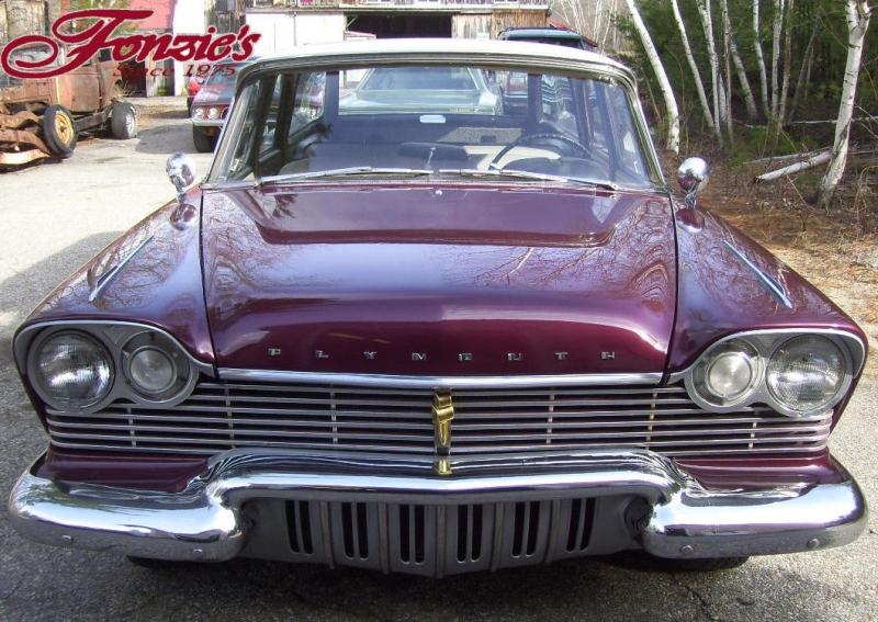 Plymouth Sport Suburban Wagon 1957 price $23,500