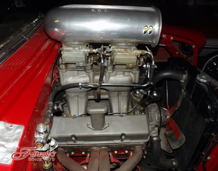 Chevrolet Bel Air Gasser 1956 price $29,900