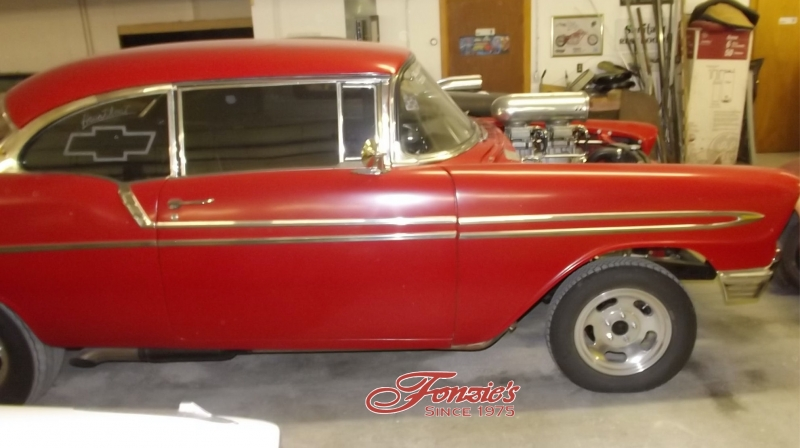 Chevrolet Bel Air Gasser 1956 price $29,900