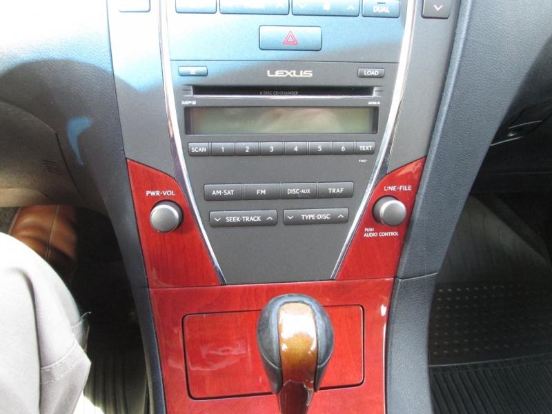 Lexus ES 350 2007 price $8,895