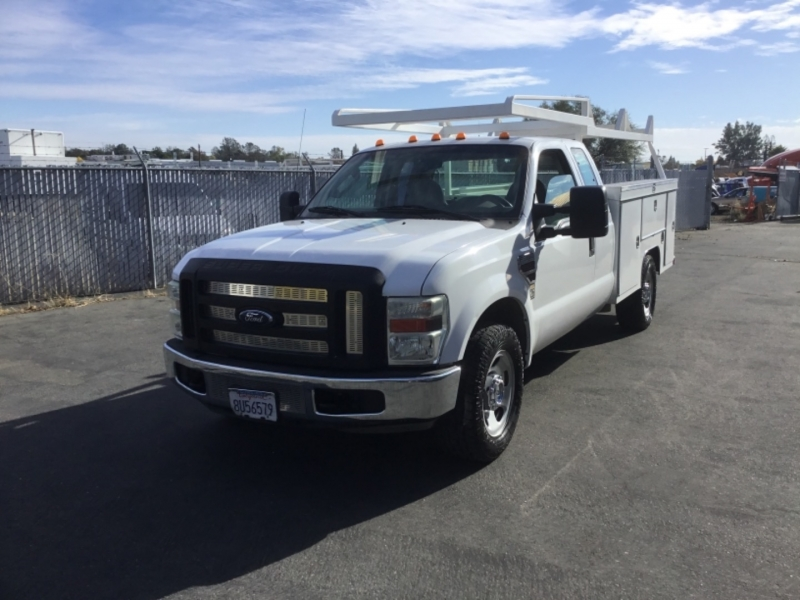 Ford Super Duty F-350 SRW 2008 price $11,495