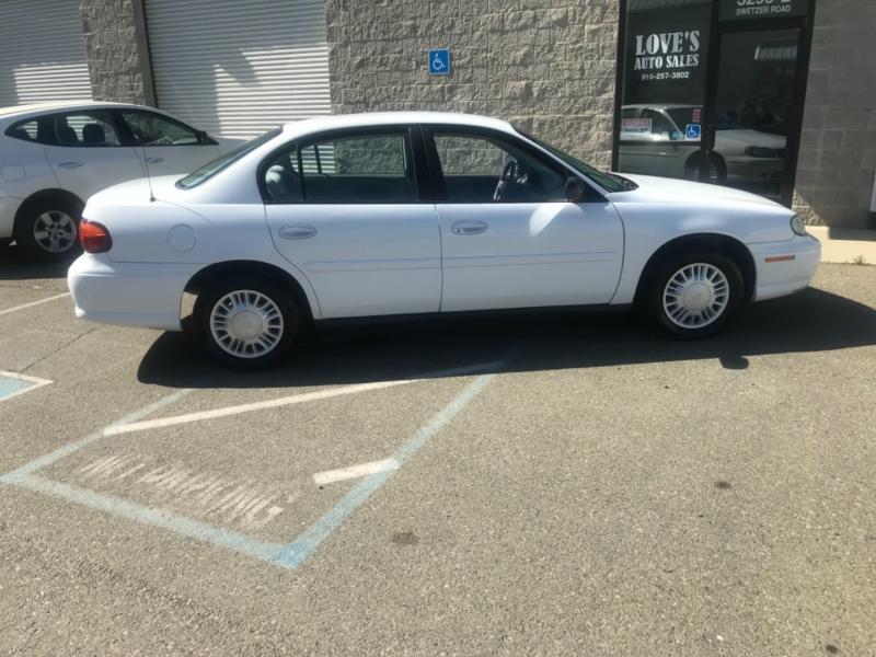 Chevrolet Malibu 2003 price $4,395