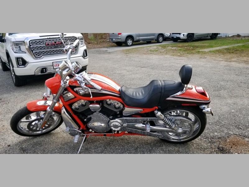 HARLEY DAVIDSON VRSCSE 2006 price $11,990
