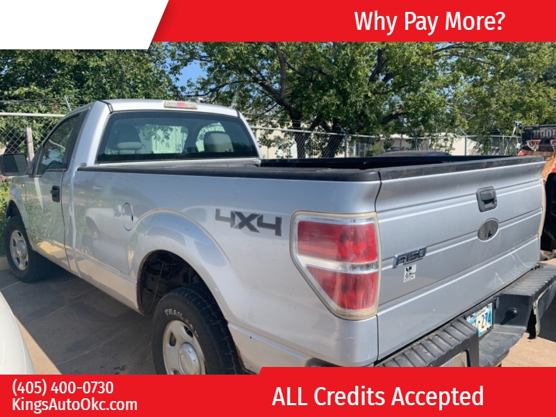 Ford F-150 2009 price $5,777