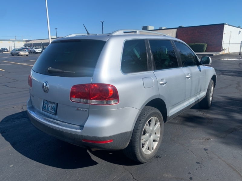 Volkswagen Touareg 2007 price $3,777