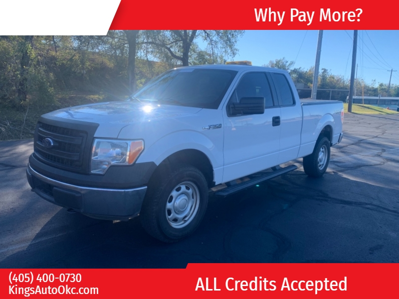 Ford F-150 2014 price $11,877