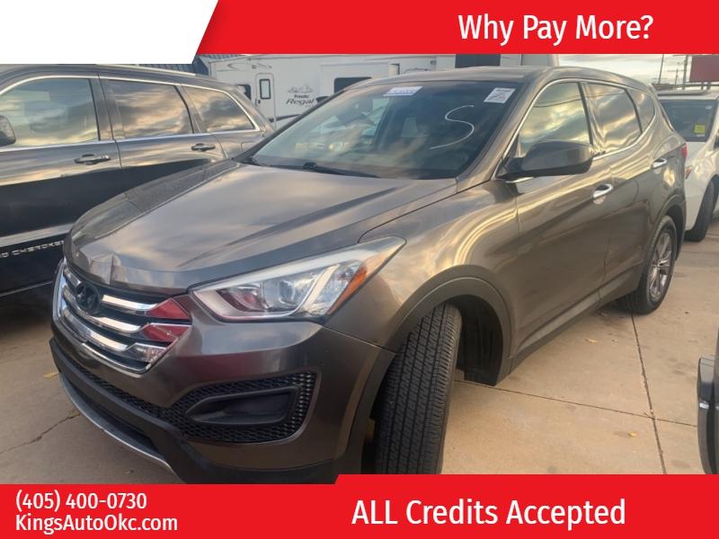Hyundai Santa Fe 2013 price $8,995