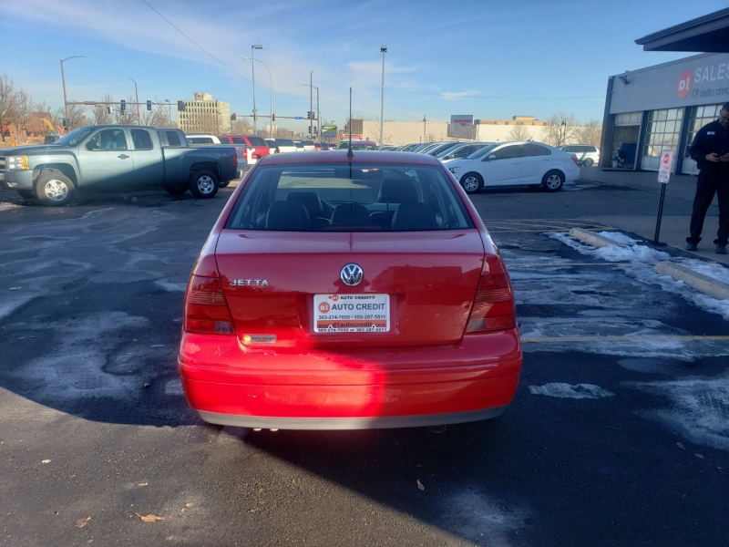 Volkswagen Jetta Sedan 2003 price Call for Pricing.