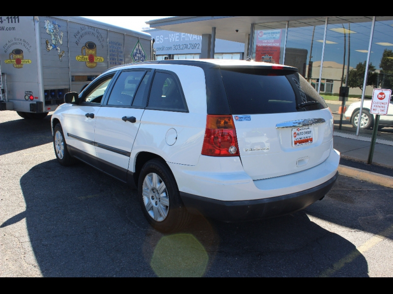 CHRYSLER PACIFICA 2007 price Call for Pricing.