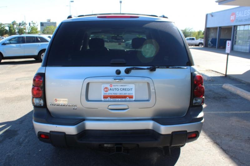Chevrolet TRAILBLAZER 2005 price Call for Pricing.