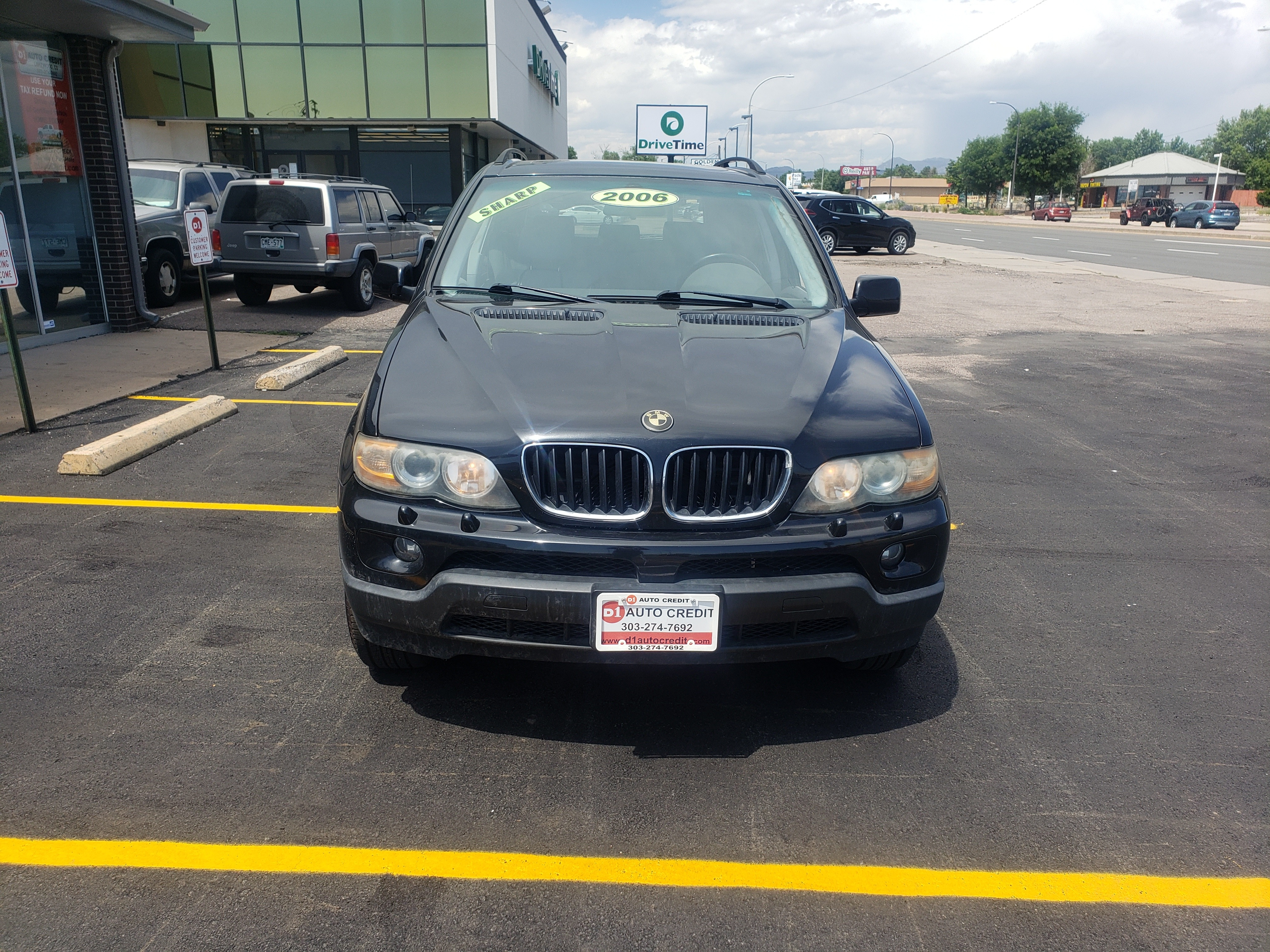 2006 Bmw X5 X5 4dr Awd 3 0i D1 Auto Credit Dealership In Lakewood
