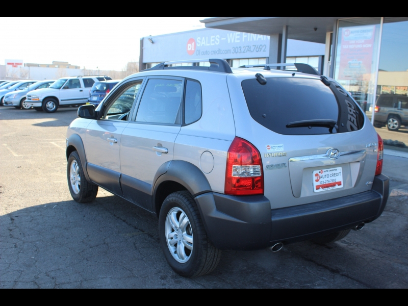 Hyundai Tucson 2006 price Call for Pricing.