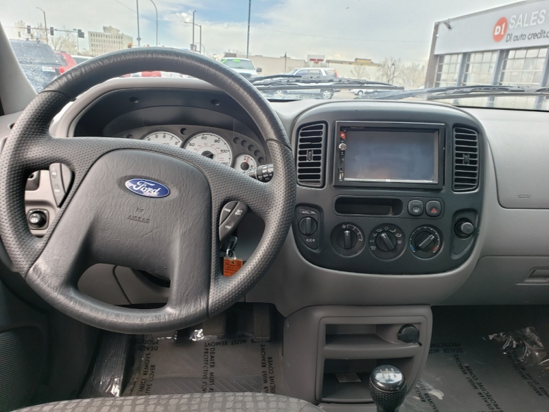 Ford Escape 2002 price Call for Pricing.