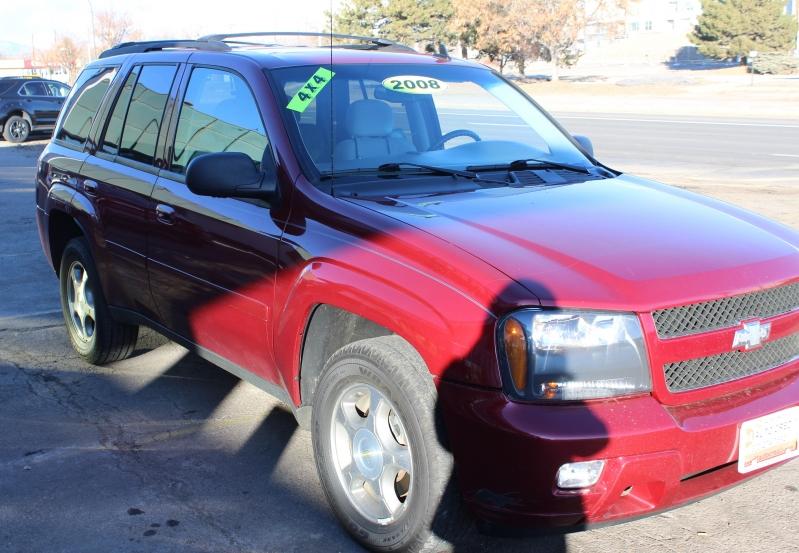 Chevrolet TrailBlazer 2008 price Call for Pricing.
