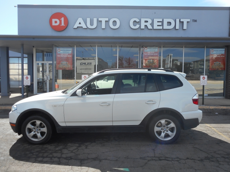 BMW X3 2007 price Call for Pricing.