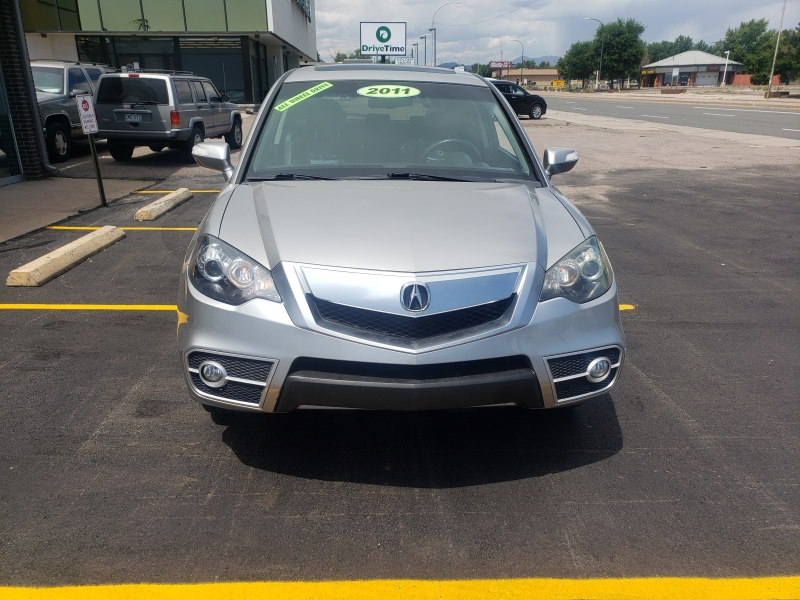 Acura RDX 2011 price Call for Pricing.