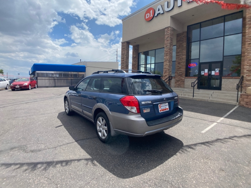 Subaru Outback (Natl) 2008 price Call for Pricing.