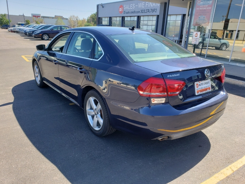 Volkswagen Passat 2013 price Call for Pricing.