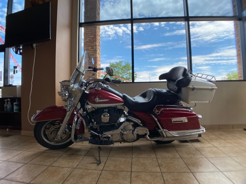 HARLEY DAVIDSON ROAD KING 1999 price Call for Pricing.