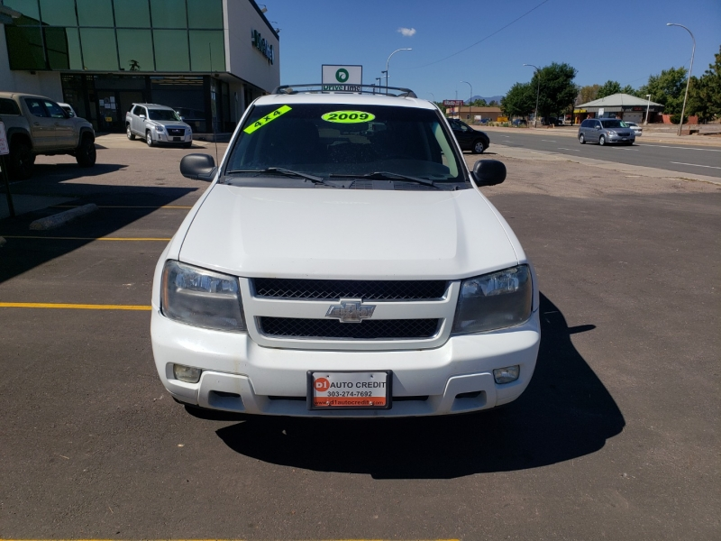Chevrolet TrailBlazer 2009 price Call for Pricing.