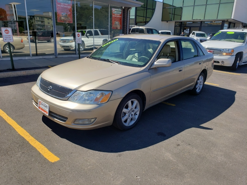 Toyota Avalon 2002 price Call for Pricing.