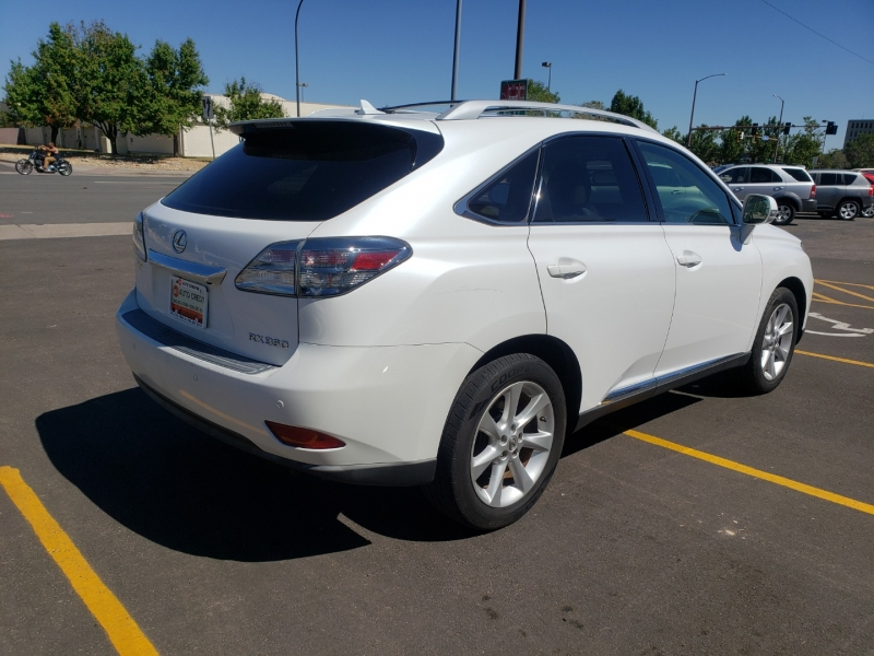 Lexus RX 350 2011 price Call for Pricing.