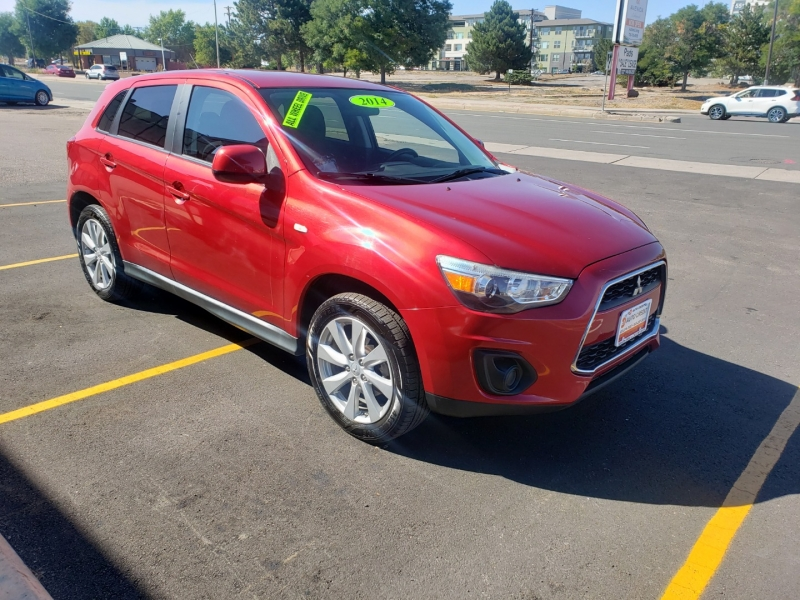 Mitsubishi Outlander Sport 2014 price Call for Pricing.