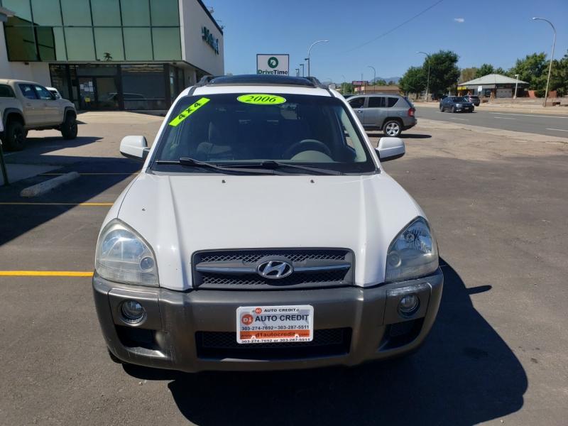 Hyundai Tucson 2006 price Call for Pricing.