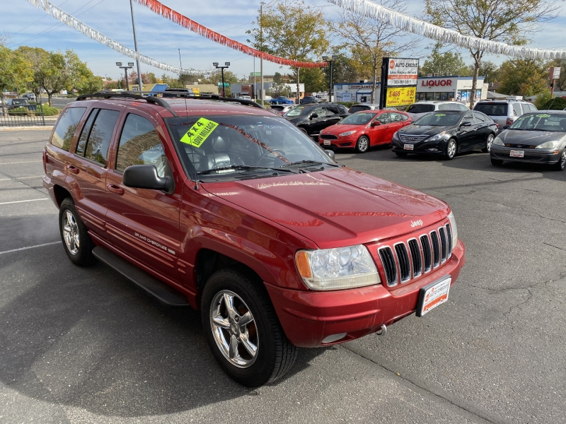 Jeep Grand Cherokee 2001 price Call for Pricing.